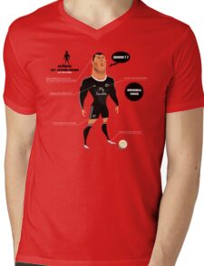 CR7 toy Mens V-Neck T-Shirt