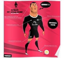 CR7 toy Poster