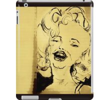 Monroee Fan Art iPad Case/Skin