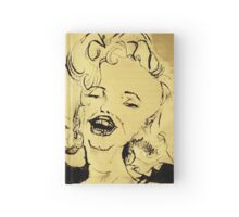 Monroee Fan Art Hardcover Journal