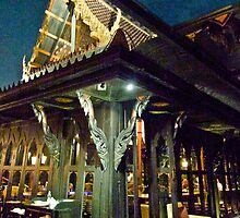Dinner Pagoda by phil decocco