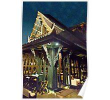 Dinner Pagoda Poster