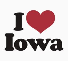 I Love Iowa  by iheart