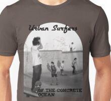 Concrete Surfers Unisex T-Shirt