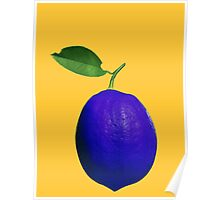 This is not a lemon Poster