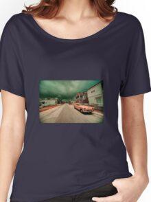 Studebaker Storm  Women's Relaxed Fit T-Shirt
