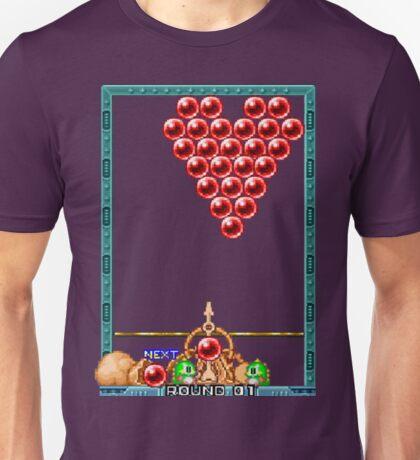 Puzzle Bobble Unisex T-Shirt