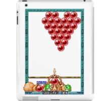 Puzzle Bobble iPad Case/Skin