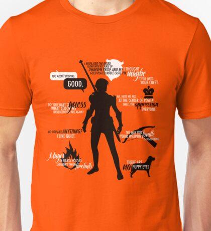 Fenris - Dragon Age Unisex T-Shirt