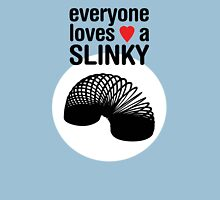 Slinky! [BLACK TEXT] Unisex T-Shirt