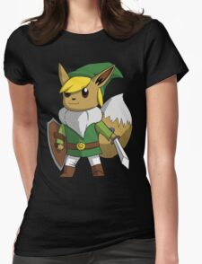 Eevee/Link Womens Fitted T-Shirt