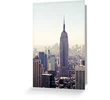 New York City, Empire State Building | iPhone/iPod Greeting Card
