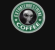 Extraterrestrial Coffee Unisex T-Shirt