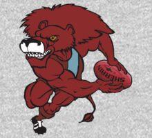 Red Lion Logo - circa 2000 Kids Tee