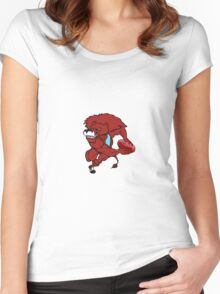 Red Lion Logo - circa 2000 Women's Fitted Scoop T-Shirt