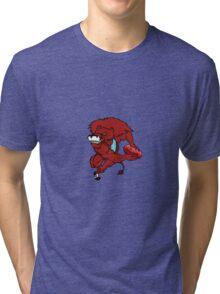 Red Lion Logo - circa 2000 Tri-blend T-Shirt