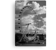 The Eye and the Sky Canvas Print