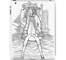 midshipman iPad Case/Skin