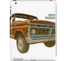 Ford F100  iPad Case/Skin