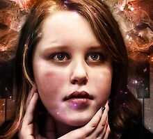 Nebula Girl by MadKeane