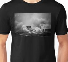 REARENDED Motorfest Burn Out Unisex T-Shirt
