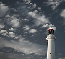 Split Point Lighthouse 6 by Heather Davies
