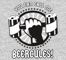 Beercules How I Met Your Mother by Titius