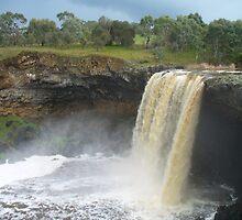 Wannon Falls, Victoria (1) by DashTravels
