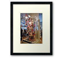 New York 9/11 Mannequins Framed Print