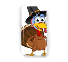 Thanksgiving Turkey Character Samsung Galaxy Case/Skin