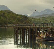 Highland Harbour by Jamie  Green