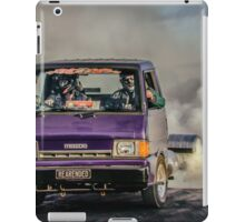 REARENDED Bairnsdale Dragway Burnout iPad Case/Skin