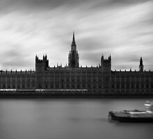 Houses of Parliament by Jamie Nessim