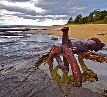 Rust Never Sleeps. by Warren  Patten