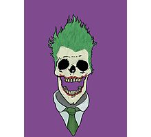 Joker Leto Photographic Print