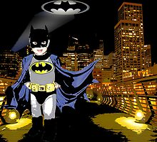 Batman by n-graham