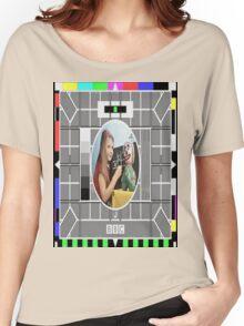 Testcard Women's Relaxed Fit T-Shirt