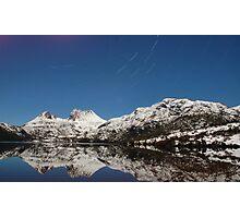 Cradle Star Trail Photographic Print