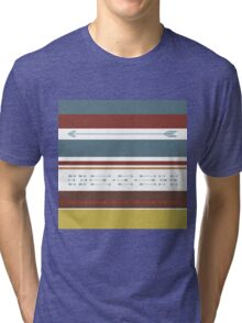 Arrows & Colours II Tri-blend T-Shirt