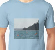 CLIFFS AT BALNARRING BEACH Unisex T-Shirt