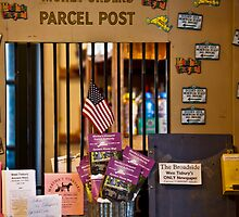 Alley's Post Office by phil decocco