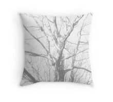 LONDON PARKS *UNNATURALLY* 12 Reality Fades' Throw Pillow