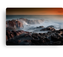 The Concluding Canvas Print