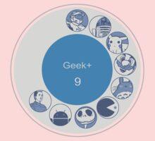Geek + V2 Kids Clothes