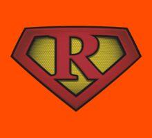 The Letter R Returns Kids Clothes