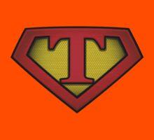 The Letter T Returns Kids Clothes
