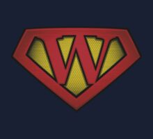 Super W Logo Returns by Adam Campen