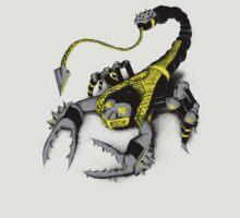 Real Scorpion  by Jonah Block