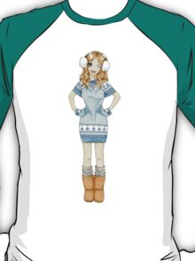 Winter Girl T-Shirt