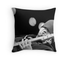 Sebastien Hénault Blanchard - Greenwood Throw Pillow